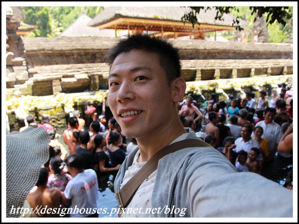 【巴里島,峇里島,Bali】自由行Day2-Pura Tirta Empul  聖泉廟
