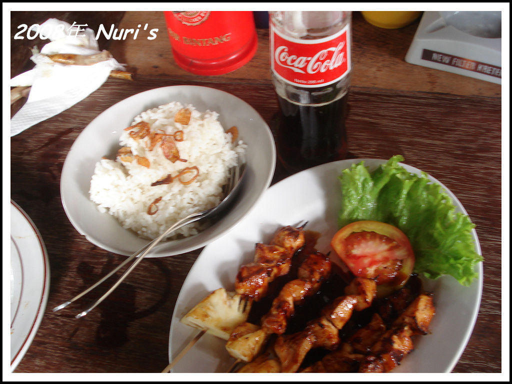 Nu[峇里島 美食] Naughty Nuri's Warung Ubud-必吃美食- 好吃到吃3次的烤豬肋排