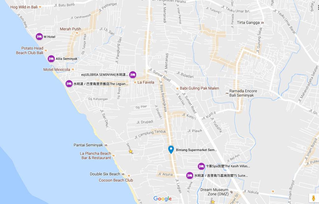[峇里島自由行]]峇里島旅遊  烤豬肋排(Naughty Nuri's Warung)、金巴蘭Jimbaran、烏魯瓦圖uluwatu髒鴨飯(Bebek bengil)沙努爾Sanur、登帕薩Denpasar  烏布Ubud超簡單自由行行程景點餐廳Villa努沙杜瓦Nusa Duwa規劃-峇里島Bali  金塔馬尼、巴度爾湖、巴度爾火山庫塔kuta、水明漾seminyak、雷吉安Legian的觀光重點3分鐘搞懂峇里島自由行6大地區景點路線