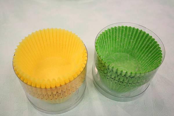 果香瑪芬杯子蛋糕 紙模