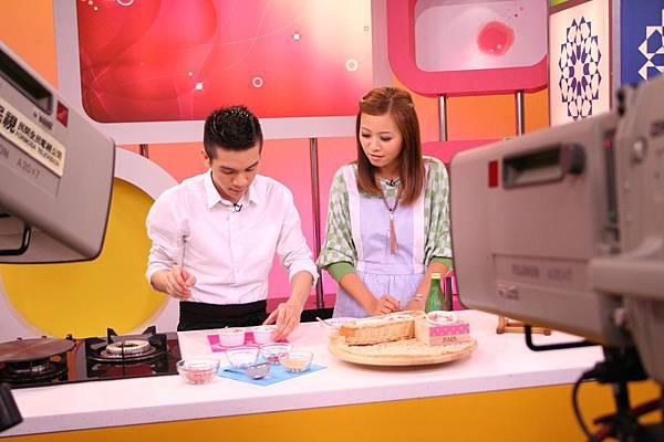 蜜桃起司雙重奏 創意法式烤布蕾 做法