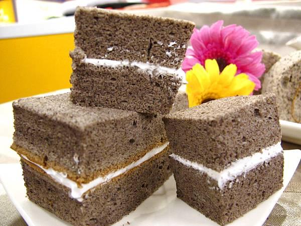 養生黑芝麻蛋糕