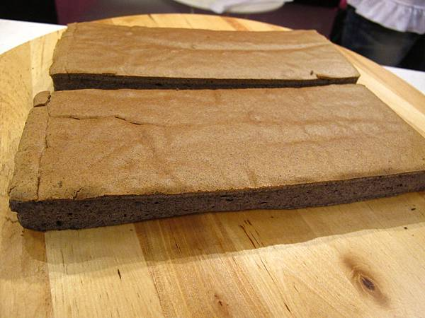 黑芝麻蛋糕作法