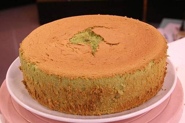 聖誕樹蛋糕  做法