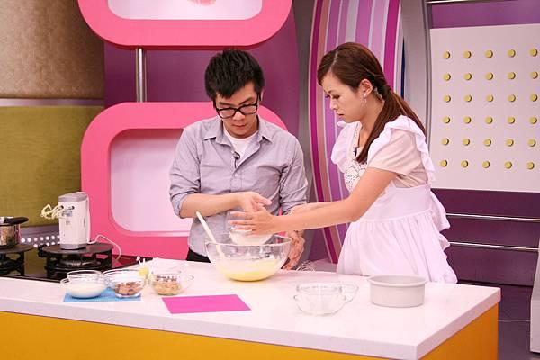 香蕉榛果蛋糕 作法