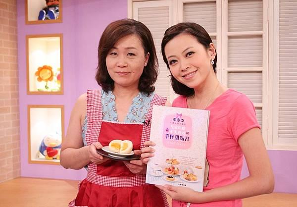 在家烘焙不失敗的手作甜點書