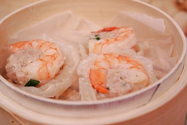 反轉蝦仁豆腐燒賣
