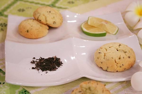 檸檬烏龍茶餅乾