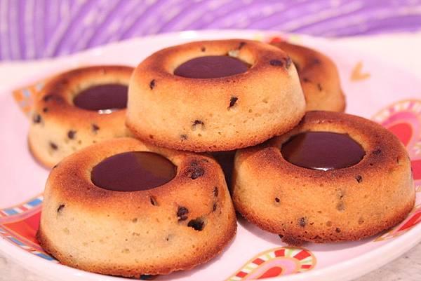 巧克力沙瓦林