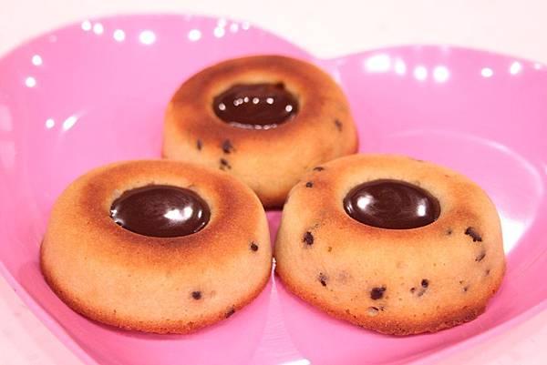巧克力薩瓦琳蛋糕(Savarin)
