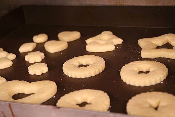 耶誕寶石餅乾