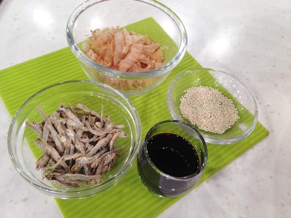 XO日式米菓 材料