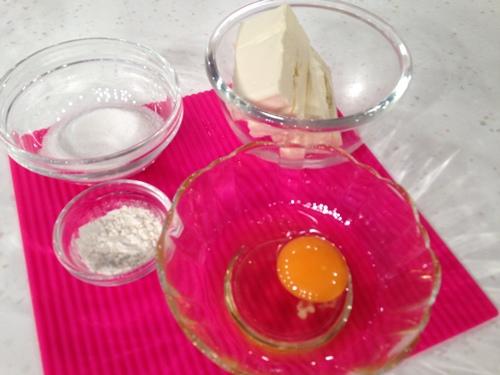 乳酪蛋糕材料
