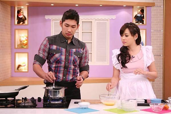 南瓜烤布蕾 做法