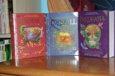 Inkworld Trilogy Full Cover