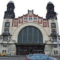 布拉格中央車站