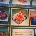 不管什麼菜都要雕個花的中國餐館