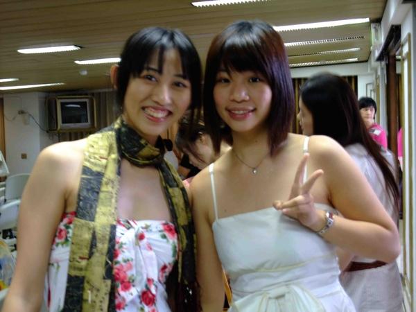 韻琪和....