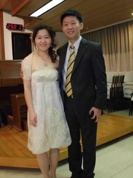 今年第一對新人!現在式婚禮主持人!