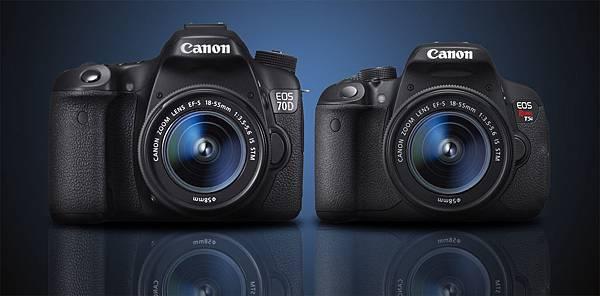 Canon-70D-vs-T5i