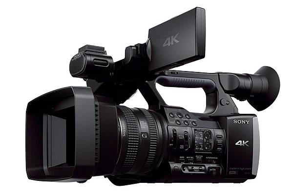 Sony-Handycam-FDR-AX1-Is-the-World's-First-Ever-4K-Camcorder-1