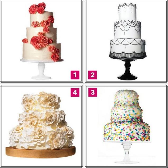 婚禮蛋糕(花)