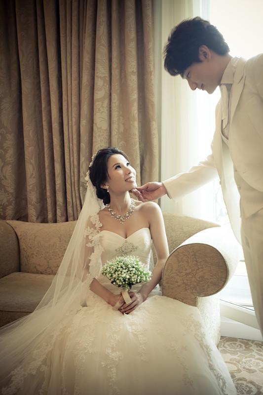 法國巴黎婚禮-Pronovias頂級婚紗(4)