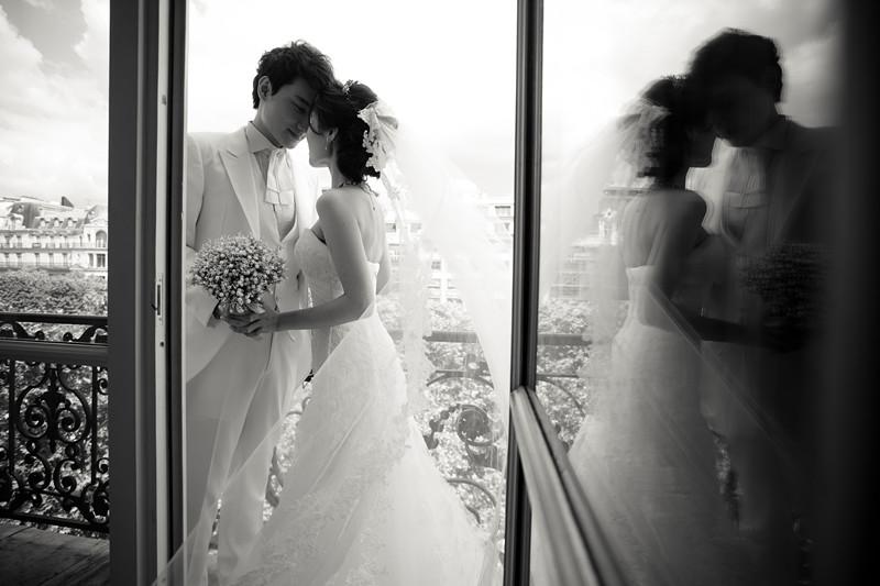 法國巴黎婚禮-Pronovias頂級婚紗(6)