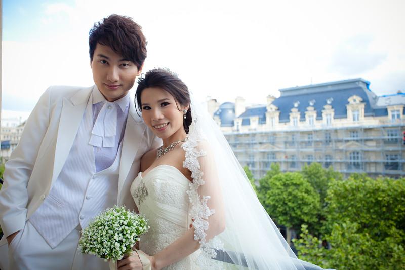 法國巴黎婚禮-Pronovias頂級婚紗(7)