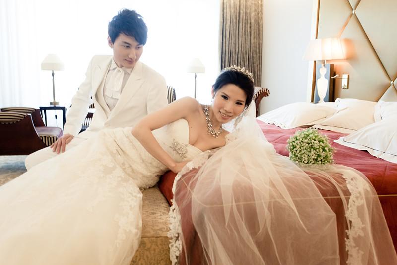 法國巴黎婚禮-Pronovias頂級婚紗(9)