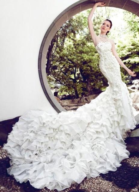台灣婚紗-台中婚紗-桂由美品牌婚紗15