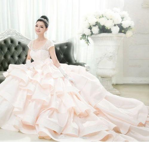 台灣婚紗-台中婚紗-桂由美品牌婚紗-大S婚紗照
