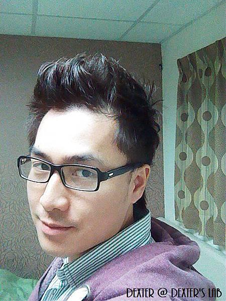 新髮型,大突破