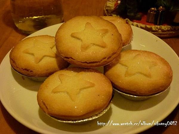 傳統甜點mince pie