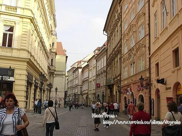 布拉格小巷