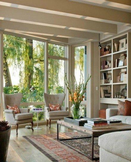 Fabulous Country Homes Exterior Design Home 1cg Large: 巧妙使用落地窗設計,落地窗為家中明亮度大加分 @ 新竹德悅汽車/居家大樓隔熱紙 :: 痞客邦