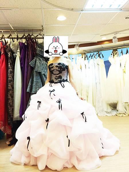 (推薦)手工婚紗-手工禮服(拍照)22