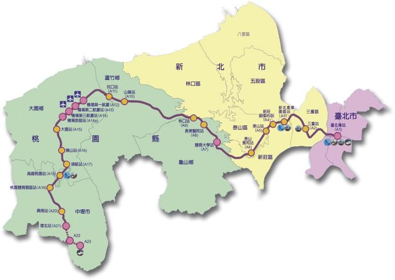 RouteMap2011