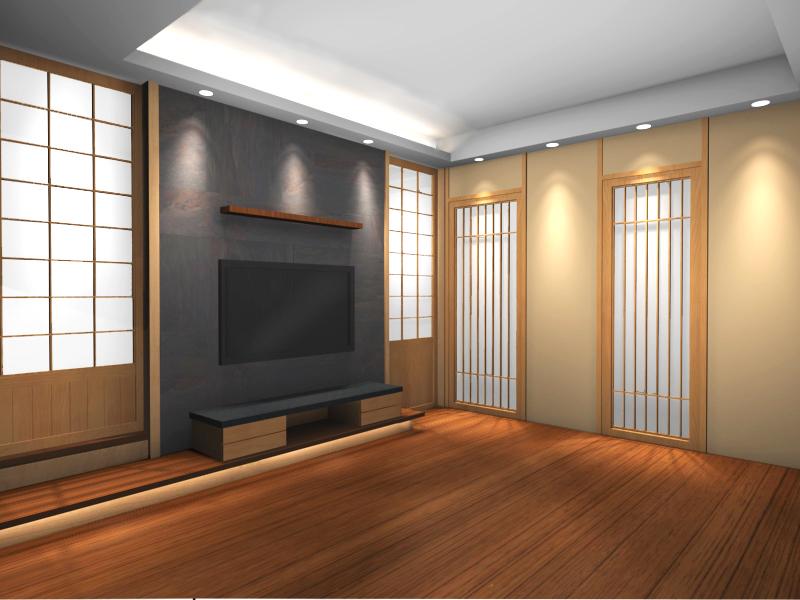客廳3D-2