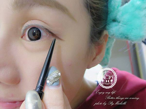 KATE凱婷超細鎖色眼線膠筆 014_副本