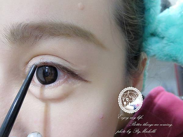 KATE凱婷超細鎖色眼線膠筆 018_副本