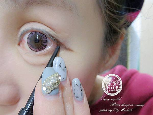 KATE凱婷超細鎖色眼線膠筆 056_副本
