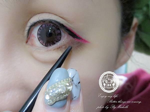 KATE凱婷超細鎖色眼線膠筆 036_副本
