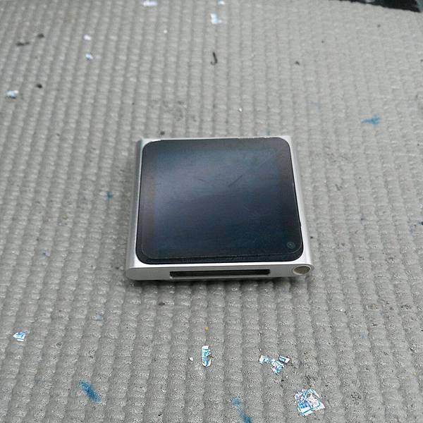I Pod nano6 換電池