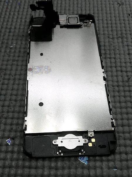 I Phone 5C 面板更換