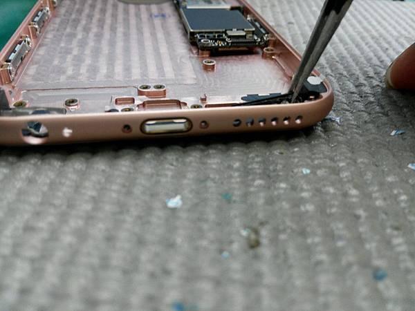 I Phone 6 改 6S 玫瑰金
