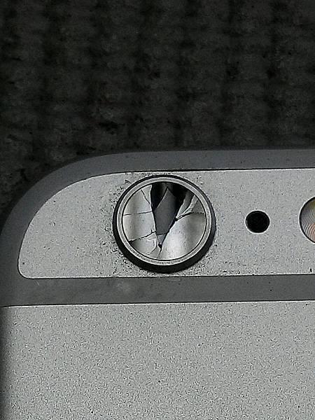 I Phone 6 後鏡頭藍寶石玻璃