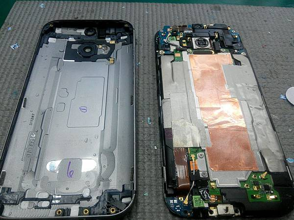 HTC One M8 馬桶一日游...
