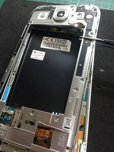 LG Optimus G Pro 無法充電