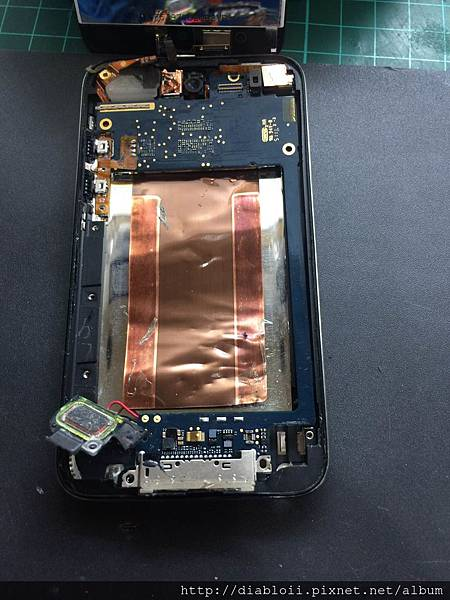 I Pod Touch 4 尾插更換